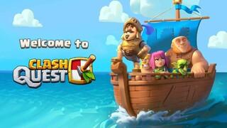 Состоялся софт-запуск мобильной игры Clash Quest от авторов Clash of Clans