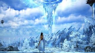 Глобальная версия красивой MMORPG Swords of Legends выйдет в 2021 году