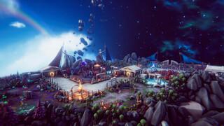 Анонсирована глобальная версия Skydome  бесплатной мультиплеерной MOBA с элементами Tower Defense