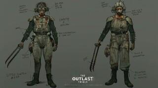 Опубликованы концепт-арты врагов в The Outlast Trials