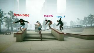 В симуляторе скейтбордиста Skater XL появился мультиплеер
