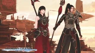 Гайд по Swords of Legends Online  Как играть на тайваньском сервере