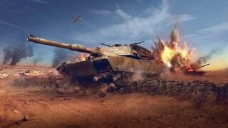 В консольной версии World of Tanks впервые появятся современные танки