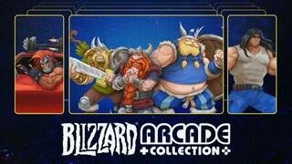 Blizzard Arcade Collection пополнилась двумя играми  доплачивать за них не нужно