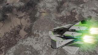 Альфа Elite Dangerous Odyssey вошла в третью фазу  теперь можно стать экзобиологом и исследовать незнакомые миры