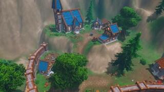 Авторы MMORPG Scars of Honor показали одну из локаций