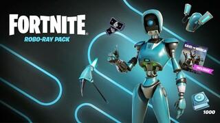 Впервые появилась возможность сыграть за Лучика в Fortnite