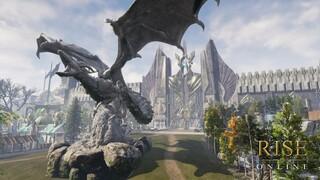 На этой неделе стартует открытая альфа MMORPG Rise Online, духовного преемника Knight Online