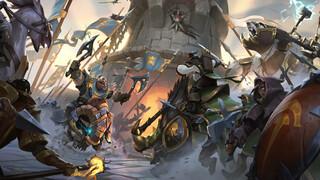 Для MMORPG Albion Online вышел патч с изменениями Врат Ада, подбором противников и другим