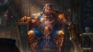 Гильгамеш присоединился к пантеону богов в SMITE