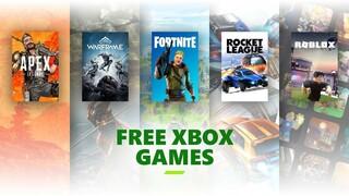 Теперь подписка Xbox Live Gold не нужна для бесплатных игр на Xbox One и Xbox Series XS