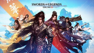 Сроки альфы, беты и этапа предсоздания персонажа в MMORPG Swords of Legends Online