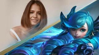 Любовь Аксенова рассказала о процессе озвучивания Гвен из League of Legends