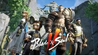 Гайд по Blade amp Soul 2  Как предварительно создать персонажа и гильдию в корейской версии