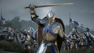 Стрим Chivalry 2  ЗБТ продолжения средневекового многопользовательского экшна