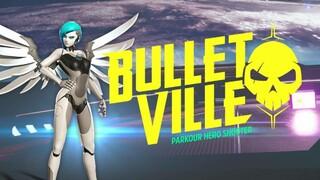 Мультиплеерный геройский паркур-шутер BulletVille вышел на Kickstarter