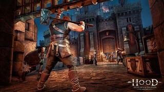 Новые подробности об игровом процессе PvPvE-экшена Hood Outlaws amp Legends