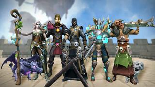 Открыта предрегистрация с наградами для мобильной MMORPG RuneScape
