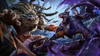 Дуэль заклятых врагов КаЗикса и Ренгара в League of Legends Wild Rift начнется в мае
