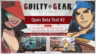 Следующая бета Guilty Gear Strive позволит оценить весь начальный ростер персонажей