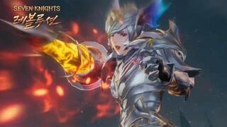 Возвращение классических героев франшизы в новом трейлере MMORPG Seven Knights Revolution