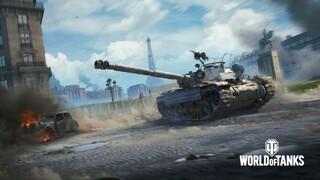 Теперь в World of Tanks можно играть через Steam