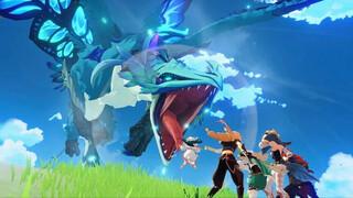 Обзор Genshin Impact для PlayStation 5