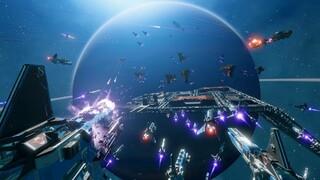 Авторы MMO Starbase назвали дату старта раннего доступа и рассказали о гигантских капитальных кораблях