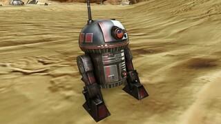 SWTOR празднует День Звездных войн, раздавая бесплатно питомца-дроида