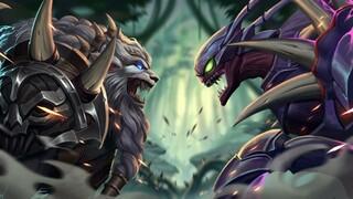Ренгар и КаЗикс появились в League of Legends Wild Rift вместе с тематическим ивентом