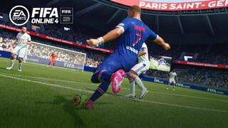 Состоялся релиз бесплатной FIFA Online 4