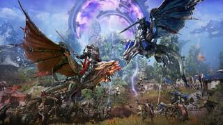 Закрытое бета-тестировании глобальной версии MMORPG Elyon официально стартовало
