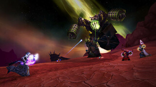 Blizzard объявила дату релиза World of Warcraft Burning Crusade Classic