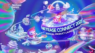 На презентации NetEase Connect 2021 покажут игры для ПК, консолей и мобильных устройств