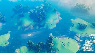 Моддер создал масштабную карту из World of Warcraft в игре Valheim