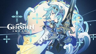 Узнайте историю Эолы в новом трейлере Genshin Impact