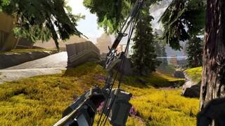 Новый лук  Боцек уничтожает геймплей в Apex Legends