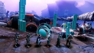 Новый сезон Сплайсер в Destiny 2 отправляет игроков в синтетический мир