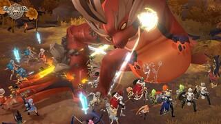 ЗБТ мобильной MMORPG Summoners War Chronicles может стартовать в июле