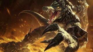 Ренектон готов отомстить своему брату в League of Legends Wild Rift