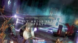 Финальное обновление альфа-версии New World добавило две экспедиции и внесло множество изменений