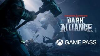 Dungeons amp Dragons Dark Alliance появится в подписке Game Pass на ПК и Xbox