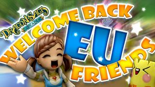 MMORPG Драконика вернулась в Европу