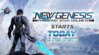 MMORPG Phantasy Star Online 2 New Genesis вступила в стадию ЗБТ