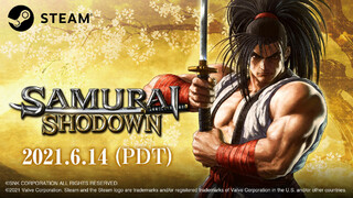 Samurai Shodown выйдет в Steam вместе с появлением нового персонажа