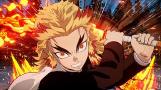 Кёдзюро Рэнгоку станет играбельным персонажем в файтинге по аниме Клинок, рассекающий демонов