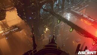 Киберпанковая кооперативная Action RPG The Ascent получила дату релиза