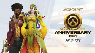 Overwatch отмечает пятую годовщину