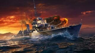 В World Of Warships стартовало событие Битва чудовищ