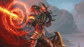 Новый бесплатный класс Pyromancer в Magic Legends